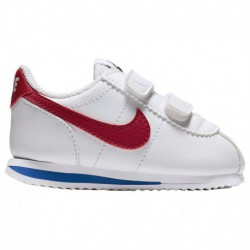 Nike Cortez Varsity Red Mens Nike Cortez - Boys' Toddler White/Varsity Red/Varsity Royal