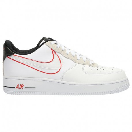 Nike Air Force 1 Low Eos Men's Nike Air Force 1 Low Eos - Men's White/Red/Black