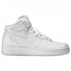 white nike air force mid tops white nike air force 1 mid nike air force 1 mid men s white white