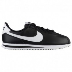 Nike Cortez Girls Grade School Nike Cortez - Boys' Grade School Black/Black/White