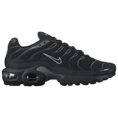 Nike Air Max 90 W Pure Platinum Dark Grey Black Nike Air Max Plus - Boys' Grade School Black/Black/Pure Platinum/Dark Grey