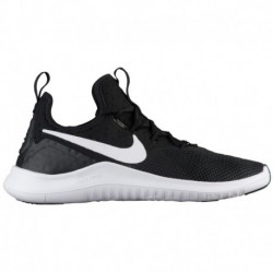 Women's Nike Free Shoes White Nike Free TR 8 - Women's Black/White