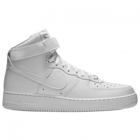 Nike Air Force High Black White Nike Air Force 1 High - Men's White/White