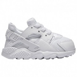 nike huarache run gs white white pure platinum nike huarache white platinum nike huarache run boys toddler white pure platinum