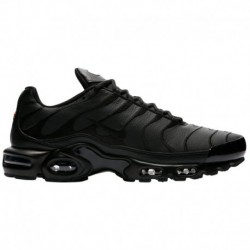 Nike Air Max Plus(tn) Men's Shoes Black Nike Air Max Plus - Men's Black/Black/Black
