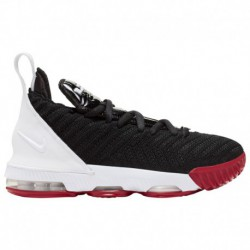 nike lebron xvi gs nike lebron xvi ep nike lebron xvi boys grade school james lebron black white university red