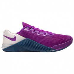 Nike Metcon Women's Rose Gold Nike Metcon 5 - Women's Vivid Purple/Valerian Blue/barely Rose | JDIY Pack