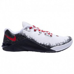 Nike Metcon 5 Naughty Or Nice Nike Metcon 5 - Women's White/University Red/Black | Naughty Metcon