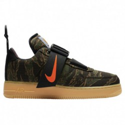 nike air force 1 low utility carhartt wip camo nike air force brown gum nike air force 1 utility men s camo green total orange