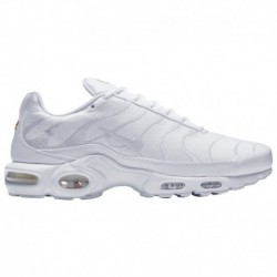 Nike Air Max Plus White White White Nike Air Max Plus - Men's White/White/White
