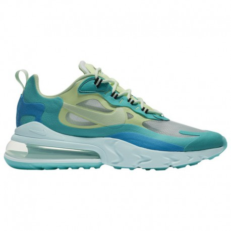 Air Max 270 Nike Outlet Nike Air Max 270 React - Men's Hyper Jade/Frosted Spruce/barely Volt