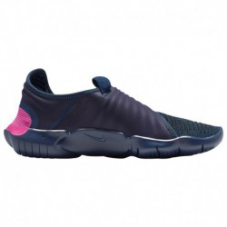 Nike Free Midnight Navy Nike Free Rn Flyknit 3.0 - Men's Midnight Navy/Volt | Roam Free