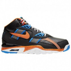 nike air max alpha trainer men s nike air alpha trainer nike air trainer sc high men s black alpha orange rust factor