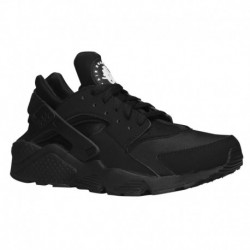 Nike Air Huarache White Black Nike Air Huarache - Men's Black/White