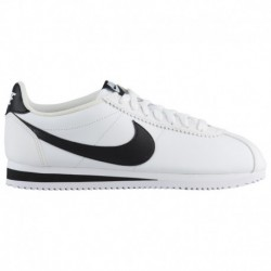 Nike Classic White Leather Nike Classic Cortez - Women's White/Black/White | Leather