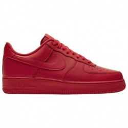 Nike Air Force 1 07 Lv8 University Red Nike Air Force 1 LV8 - Men's University Red/University Red/Black