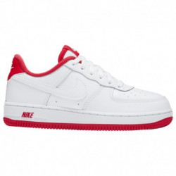 nike air force 1 low lv8 red nike air force lv8 red nike air force 1 low boys preschool white team red lv8