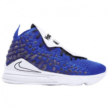 Nike Lebron James Wallpaper Nike LeBron 17 - Men's James, Lebron | Racer Blue/White/Black