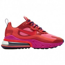 nike air max react 270 pink nike air max 270 react pink and red nike air max 270 react women s mystic red bright crimson pink b