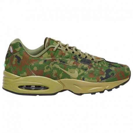 Nike Air Max Thea Brown Camo Nike Air Max Triax - Men's Black/Green/Brown | Camo