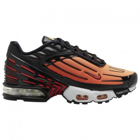 Nike Air Max 180 Bright Ceramic Nike Air Max Plus III - Boys' Grade School Black/Pimento/Bright Ceramic