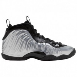 Nike Little Big Cats Collection Nike Little Posite One - Boys' Grade School Chrome/White/Black