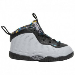 Nike Little Air Max 95 Toddler Nike Little Posite One - Boys' Toddler Wolf Grey/Gold/Black
