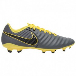 Where To Buy Affordable Sneakers Nike Tiempo Legend 7 Academy FG - Men's Dark Grey/Black/Optic Yellow | Game Over