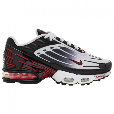 Nike Air Sport Carry III Nike Air Max Plus III - Boys' Grade School Black/University Red/white | Sport Inspired
