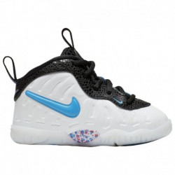 Nike Little Free 5.0 Baby Nike Little Posite Pro - Boys' Toddler White/Blue Hero/Red Orbit