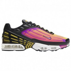 nike air max plus yellow and pink nike air max plus yellow nike air max plus iii men s black hyper violet dynamic yellow pink b