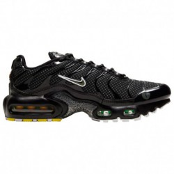 nike air max plus green green nike air max plus nike air max plus boys grade school black white green