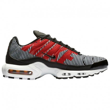 Nike Air Max Plus White Platinum Nike Air Max Plus Tn - Men's Black/White/Pure Platinum | Se
