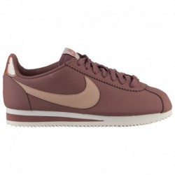 Nike Classic Cortez Leather Bronze Nike Classic Cortez - Women's Smoky Mauve/Beige/Metallic Red Bronze/Phantom | Leather
