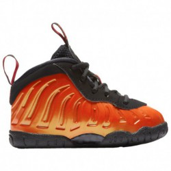 Nike Little Boys Running Shoes On Sale Nike Little Posite One - Boys' Toddler Habanero Red/Habanero Red/Black
