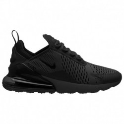 Nike Air Max 270 Black Volt Men's Shoe Nike Air Max 270 - Men's Black/Black/Black