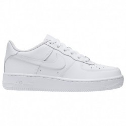 Nike Air Max 97 Grade School Shoes White Nike Air Force 1 Low - Boys' Grade School White/White/White