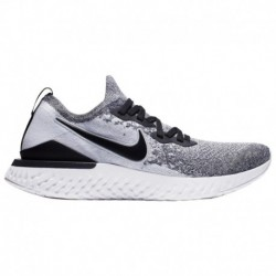 Nike Shoes Lebron XII Epic Fail Compilation Best Nike Epic React Flyknit 2 - Men's White/Black | Cookies And Cream